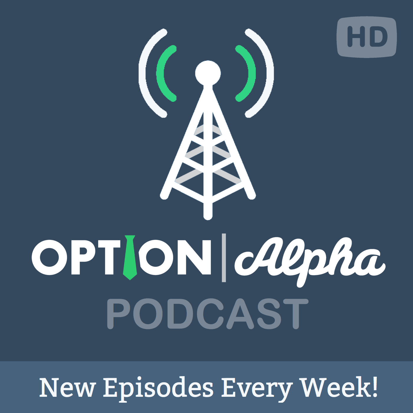 Option Alpha Podcast